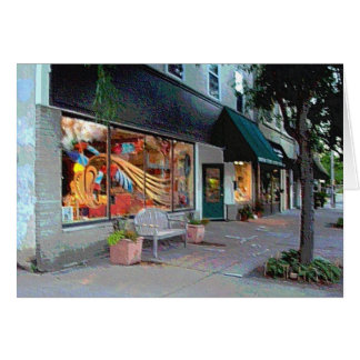 Card: Linden Hills Neighborhood - Mpls., MN Card