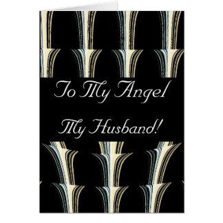 Card Love Husband Wife - Customized Cards