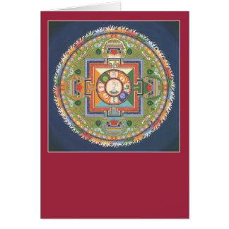 CARD Mandala of Chenrezig / Avalokiteshvara