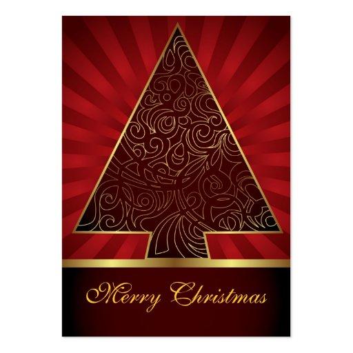 Card Merry Christmas Business Card