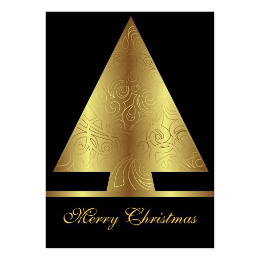 Card Merry Christmas Business Cards