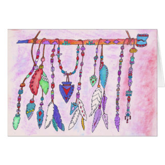 "Card ""native american"" southwestern artwork"