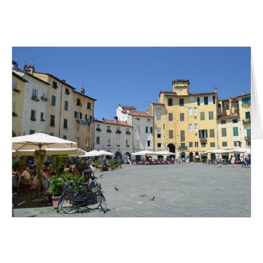 card of Piazza dell'Anfiteatro