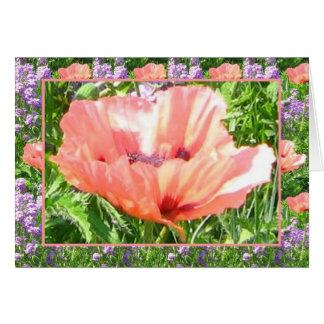 Card - Poppy Popped!