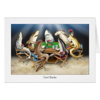 Card sharks birthday card