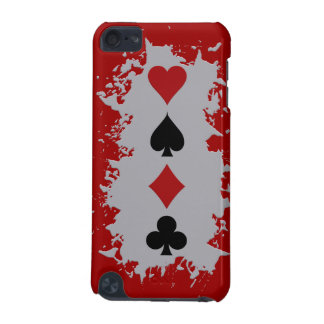 Card Splash custom cases iPod Touch (5th Generation) Cover