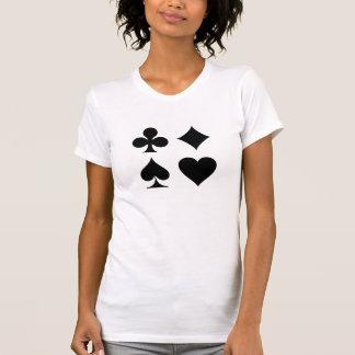 Card Suits Pictogram T-Shirt
