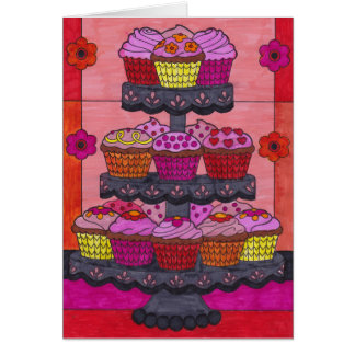 Card - Sweet and Happy Birthday