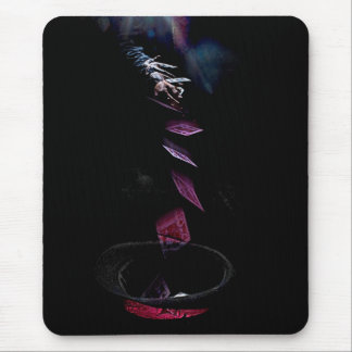 Card Toss Mouse Pads