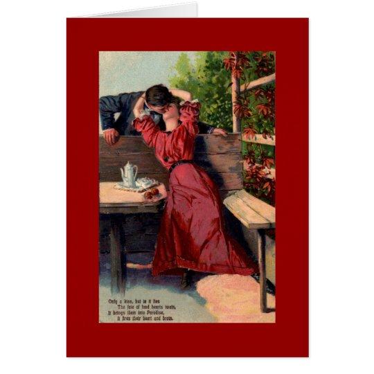 Card-Vintage Valentine Card