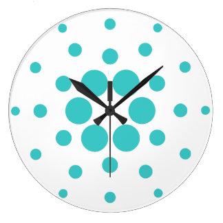 Cardano ADA Wall Clock