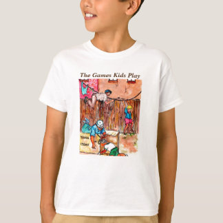 Cardboard Boxes,Fences and Clotheslines T-Shirt