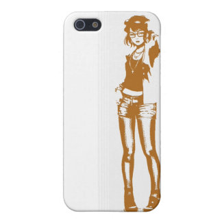cardboard cutout iPhone 5 covers