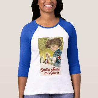 Cardiac Nurse Mend Hearts T-Shirt