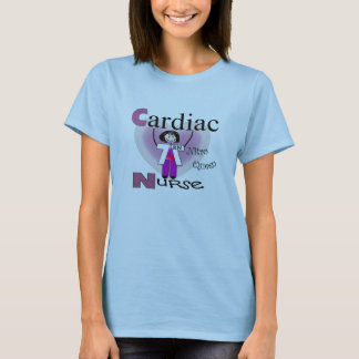 cardiac nurse NITRO QUEEN t-shirt