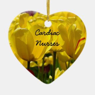 Cardiac Nurses gifts ornaments Heart to Heart