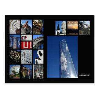 Cardiff Bay postcard
