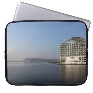 Cardiff Bay (Summer) Laptop Sleeve