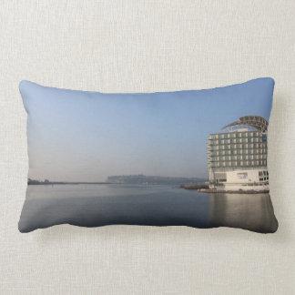 Cardiff Bay (Summer) Lumbar Cushion