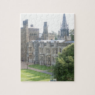 Cardiff Castle Jigsaw Puzzle