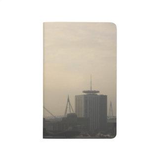 Cardiff City Skyline Journal