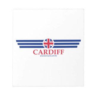 Cardiff Notepad