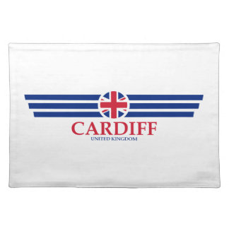 Cardiff Placemat