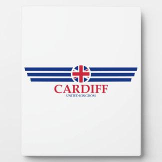 Cardiff Plaque