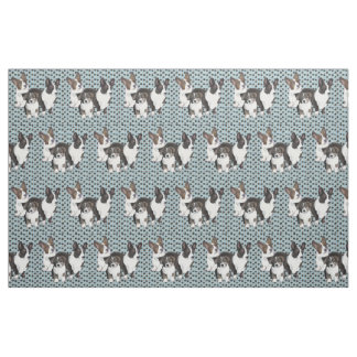 Cardigan Corgi fabric