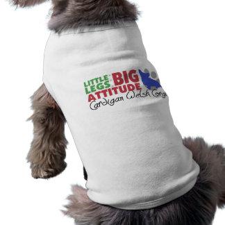 Cardigan Little Legs Sleeveless Dog Shirt