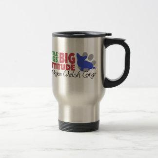 Cardigan Little Legs Stainless Steel Travel Mug