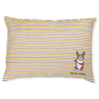 cardigan welsh corgi border pet bed