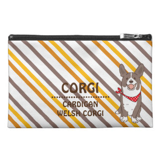 cardigan welsh corgi border travel accessories bags