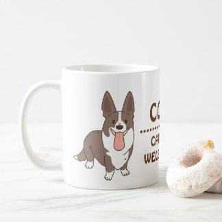 cardigan welsh corgi coffee mug