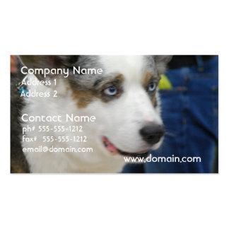 Cardigan Welsh Corgi Dog Business Cards