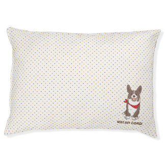 cardigan welsh corgi dot pet bed