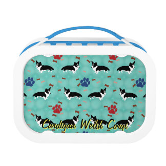 Cardigan Welsh Corgi Lunchbox