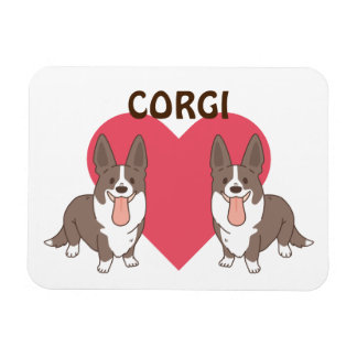cardigan welsh corgi magnet