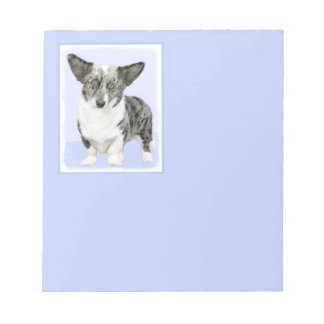 Cardigan Welsh Corgi Notepad
