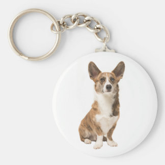 Cardigan Welsh Corgi Puppy Dog Key Ring
