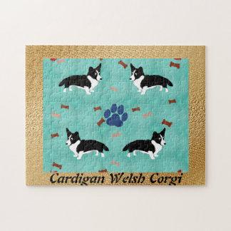Cardigan Welsh Corgi Puzzle