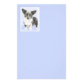 Cardigan Welsh Corgi Stationery