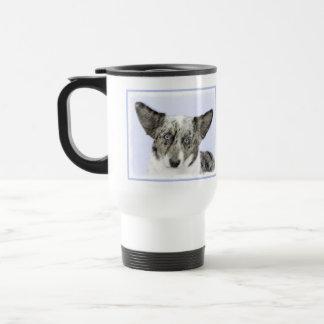 Cardigan Welsh Corgi Travel Mug