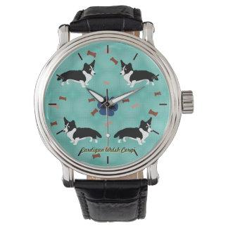 Cardigan Welsh Corgi Watches