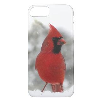 Cardinal Bird iPhone 8/7 Case