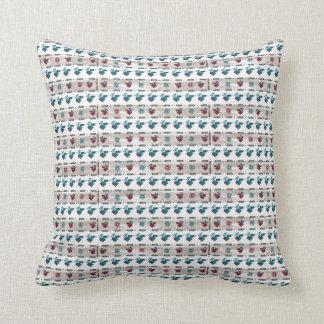 Cardinal Birds Pillow