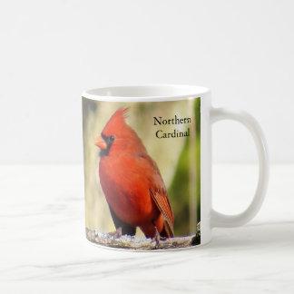 Cardinal Coffee Mug by BirdingCollectibles