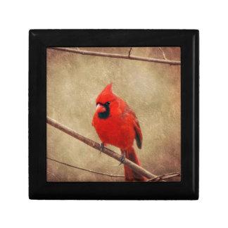 Cardinal Gift Box