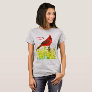 Cardinal Goldenrod State Bird of Kentucky T-Shirt