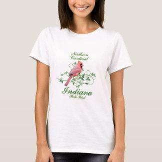 Cardinal Indiana State Bird T-Shirt
